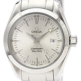 OMEGA Seamaster Aqua Terra Steel Quartz Ladies Watch