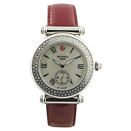 Michele Caber MW16A01A2025 37mm Womens Watch