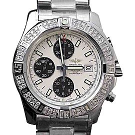 Breitling Colt A1338811-G804SS Chronograph Stainless Steel 44mm Mens Watch