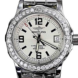 Breitling Colt A7738711/C850 Stainless Steel 33mm Womens Watch