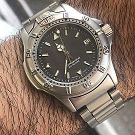 Tag Heuer Series Professional WF1211.KO 34mm Unisex Watch