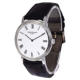 Patek Philippe Calatrava 5120G 35mm Mens Watch