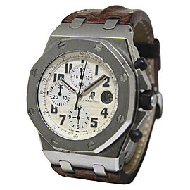 Audemars Piguet Royal Oak Offshore 26020ST.OO.D091CR.01 Automatic Stainless Steel 42mm Mens Watch