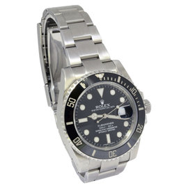 Rolex Submariner Date 116610 Stainless Steel & Ceramic 40mm Mens Watch
