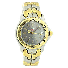 Tag Heuer Professional S95.206K Vintage 38mm Mens Watch