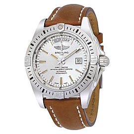 Breitling Galactic A45320B9 44mm Mens Watch