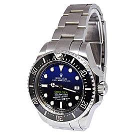 Rolex Deepsea Sea-Dweller Cameron 116660 44mm Mens Watch
