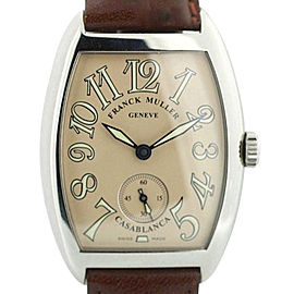 Franck Muller Casablanca 1620 30mm Unisex Watch