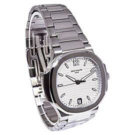Patek Philippe Nautilus 7118/1A-010 35.2mm Womens Watch