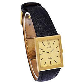 Rolex Cellini 4014 23.5mm Mens Watch