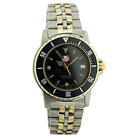 Tag Heuer Professional 925.2136 37mm Unisex Watch