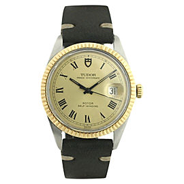 Tudor Prince OysterDate 38mm Mens Watch