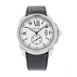 Cartier Calibre de Cartier W7100013 42mm Mens Watch