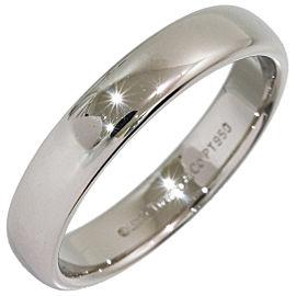 Tiffany & Co. Platinum Wedding Ring Size 9.5