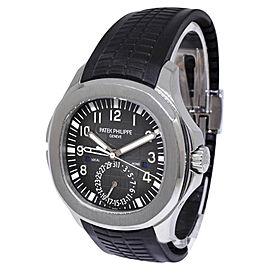 Patek Philippe 5164 Aquanaut Dual Time 5164A-001 40mm Mens Watch