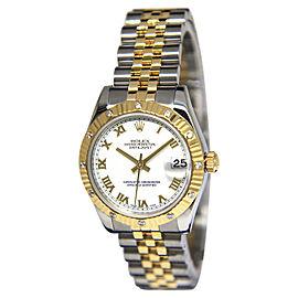 Rolex Datejust 178313 31mm Womens Watch