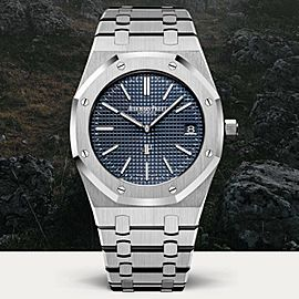 Audemars Piguet Royal Oak 15202ST.OO.1240ST.01 39mm Mens Watch
