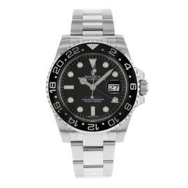 Rolex GMT-Master II 116710LN 40mm Mens Watch