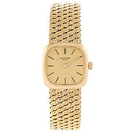 Patek Philippe 18K Yellow Gold Vintage Coctail Ladies Watch 4179