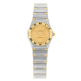 Omega Constellation 1362.10 22mm Womens Watch