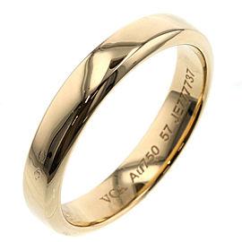 Van Cleef & Arpels 18K Yellow Gold Marriage EU57 Ring TBRK-327