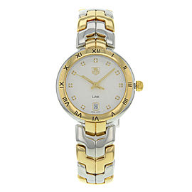 Tag Heuer Link WAT1350.BB0957 34mm Womens Watch