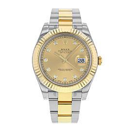 Rolex Datejust 116333 41mm Mens Watch