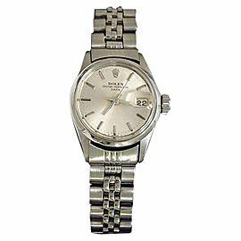 Rolex Date 6516 Vintage 26mm Womens Watch