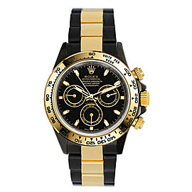 Rolex Daytona 116503 Black Dial 40mm Mens Watch