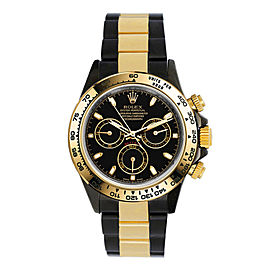 Rolex Daytona 116503 DLC-PVD 40mm Men's Watch
