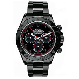 Rolex Daytona 116520R Black Dial 40mm Mens Watch