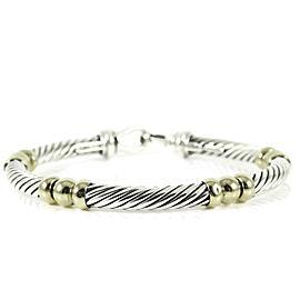 David Yurman Hampton Sterling Silver Bracelet