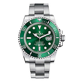 Rolex Submariner Custom Ceramic Green 116610