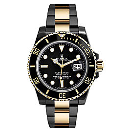 Rolex Submariner 116613 Black Dial 40mm Mens Watch