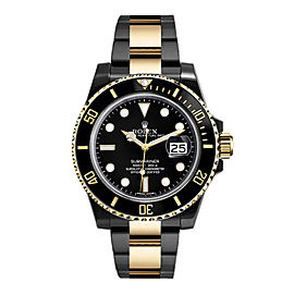 Rolex Submariner 116613 DLC-PVD 40mm Men's Watch