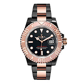 Rolex Yacht-Master Everose 116621 DLC-PVD 40mm Men's Watch