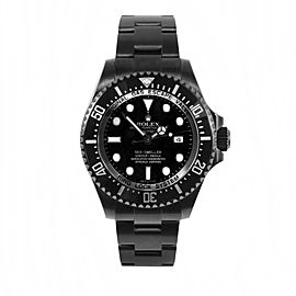 Rolex Seadweller Deepsea PVD 44mm Watch