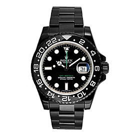 Rolex GMT Master 116710 Black Dial 40mm Mens Watch