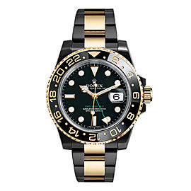 Rolex GMT Master II 116713 DLC-PVD 40mm Men's Watch
