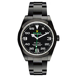 Rolex Air-King 116900 Black Dial 40mm Mens Watch