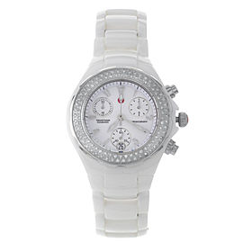 Michele Tahitian MWW12A000001 35mm Womens Watch