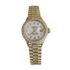 Rolex Datejust President 6517 26mm Womens Watch