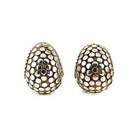 John Hardy Dot Sterling Silver Earrings