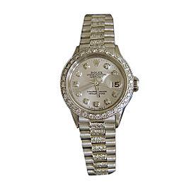 Rolex Datejust 6517 26mm Vintage Womens Watch