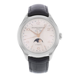 Baume & Mercier Clifton MOA10055 43mm Mens Watch