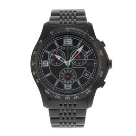 Gucci 126 YA126217 44mm Mens Watch
