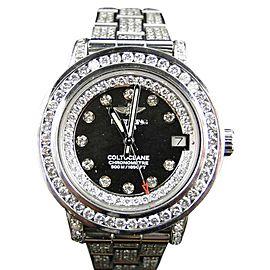 Breitling Aeromarine Colt 33 A77387 15 Ct Diamond Brand New Ladies Watch