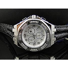 Aqua Master Jojino Joe Rodeo W#325 Octagon 45 MM 1.5 CT Diamond Mens Watch
