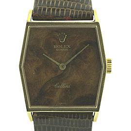 Rolex Cellini Vintage 19mm Womens Watch