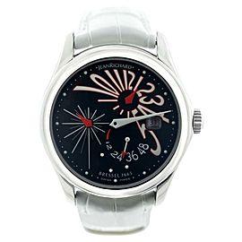 Daniel JeanRichard 1665 42 mm. Bressel Automatic 63112-11-60C Diamond Watch